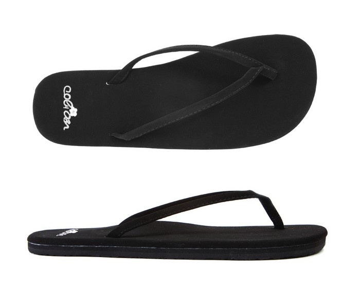 cobian sandals womenus nias black sandals flip flops