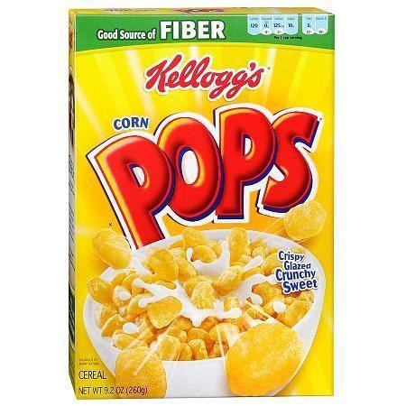 Corn Pops Cereal - 9.2 Oz.