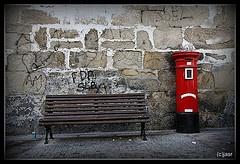O marco do correio