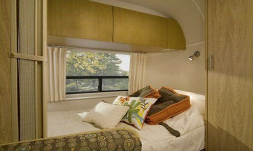 Small Space Bedroom Ideas From Airstream Airstream Airstream Interior And Airstream Rv