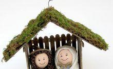 manualidades navidad 2013, nacimientos navideños manualidades, manualidades de navidad 2014,