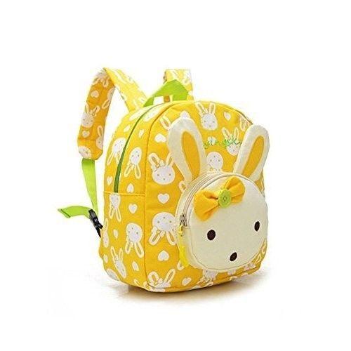 Kids School Book Bags Backpack Handbag Rucksack Travel Girls Boys Baby Rabbit
