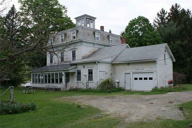 1000 images about abandoned and historical mansions on for Second empire homes for sale