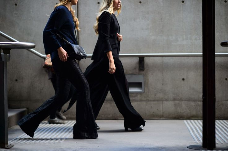 The Best Minimalist Street Style for New York Fashion Week-Wmag