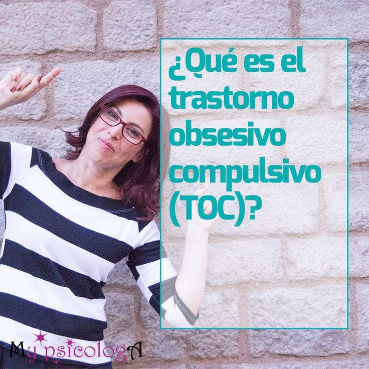 ¿Conoces el trastorno obsesivo compulsivo? Esta semana te hablo de él en el blog. #mypsicologa