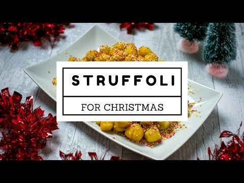 Struffoli recipe homemade: from Naples to the world