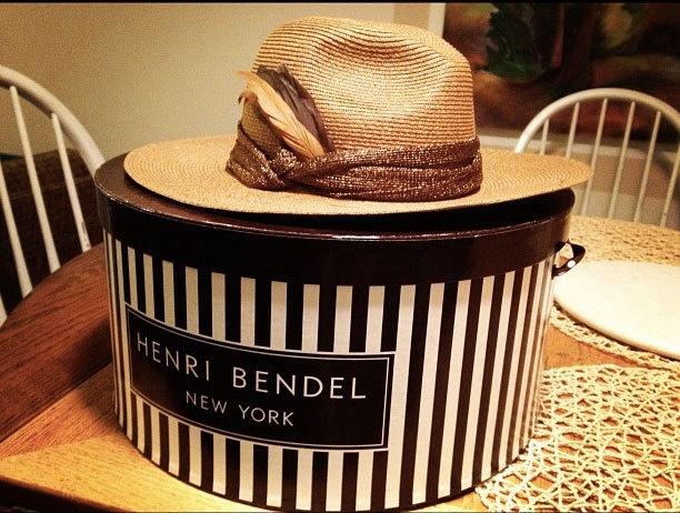 Bendel bonnet  e76e1ebb528a