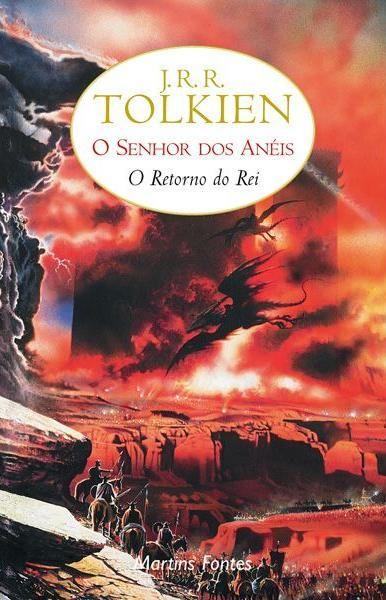 O Senhor dos Anéis - O Retorno do Rei - J. R. R. Tolkien