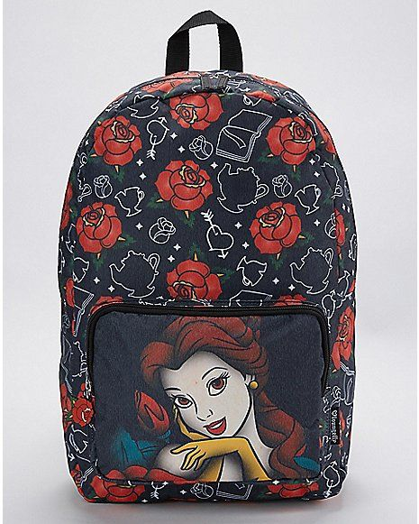 Belle Backpack - Beauty and the Beast - Spencer s