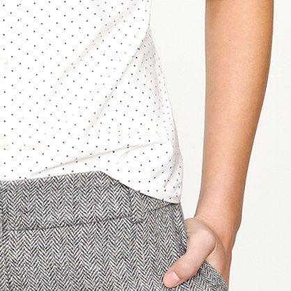 dots & tweed: Casual Style, Polka Dots, Menswear Inspiration Women, Oxfords Boys, Casual Shirts, Girls Fashion, Dots Girls Shoes, Oxfords Shirts, Boys Shirts