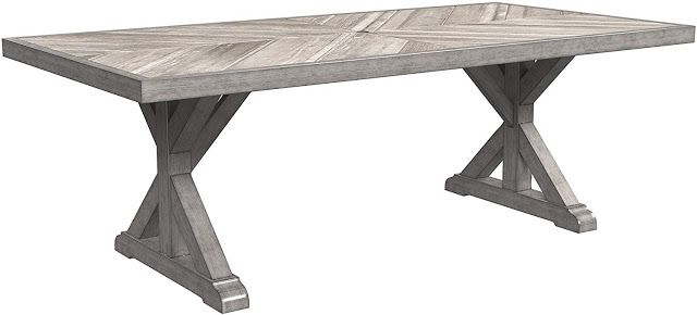 Beachcroft Outdoor Table With Images Dining Table Concrete