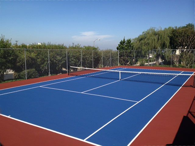 54 Best Tennis And Basketball Court Colors Images On