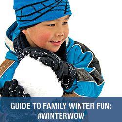 Winter Wow Activities