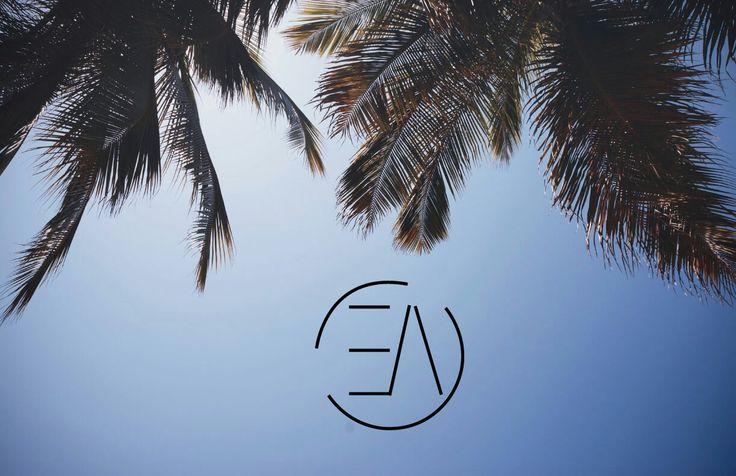#Summer #logo #tropical #plamera #Vsco