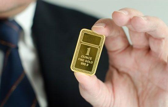 Altının gramı 117 TL oldu - Altının gram fiyatı, haftanın son işlem gününde 117 lira seviyelerinde seyrediyor