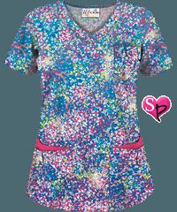 Uniform Advantage website. Tons of cute yet cheap scrub tops!
