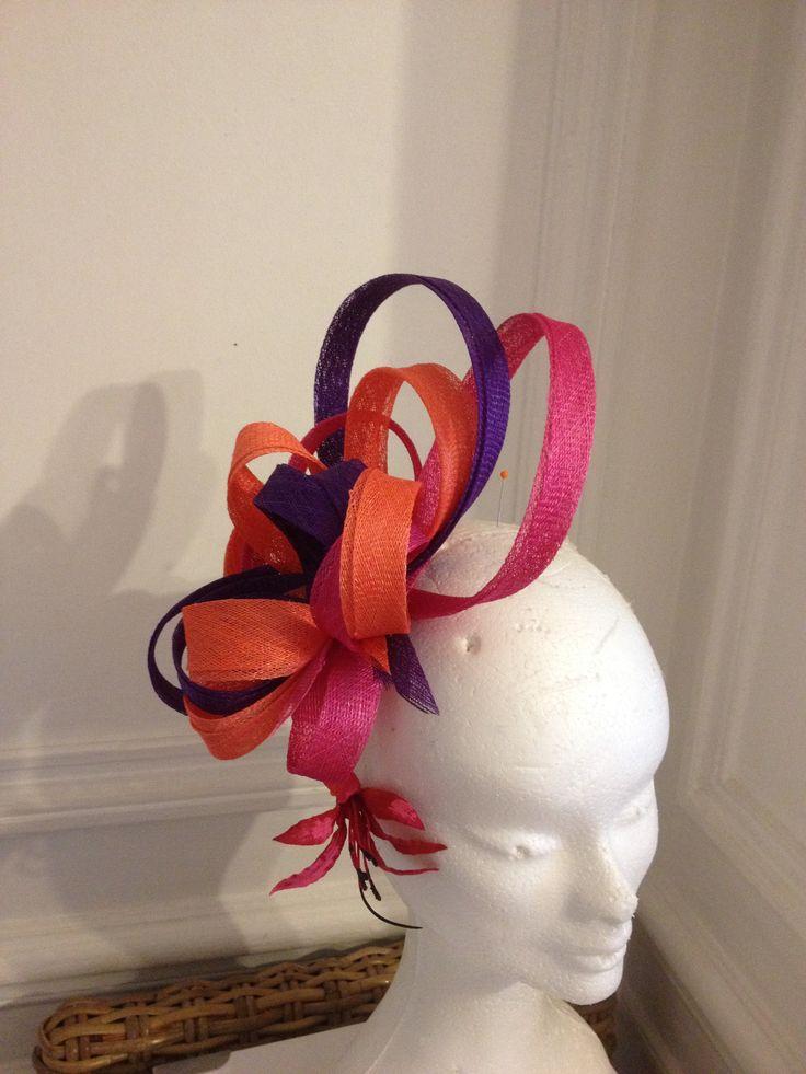 chapeau de mariage Un chapeau à Auteuil