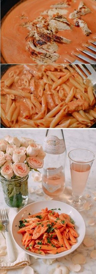 Penne alla Rose recipe by the Woks of Life