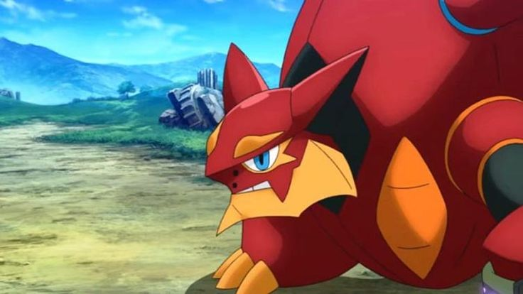 Mythical Pokemon Volcanion Event #Pokémon #PokemonAnime) #Volcanion ‪#‎PokemonNews‬ #PokémonLegends #PokemonMovies #Movies