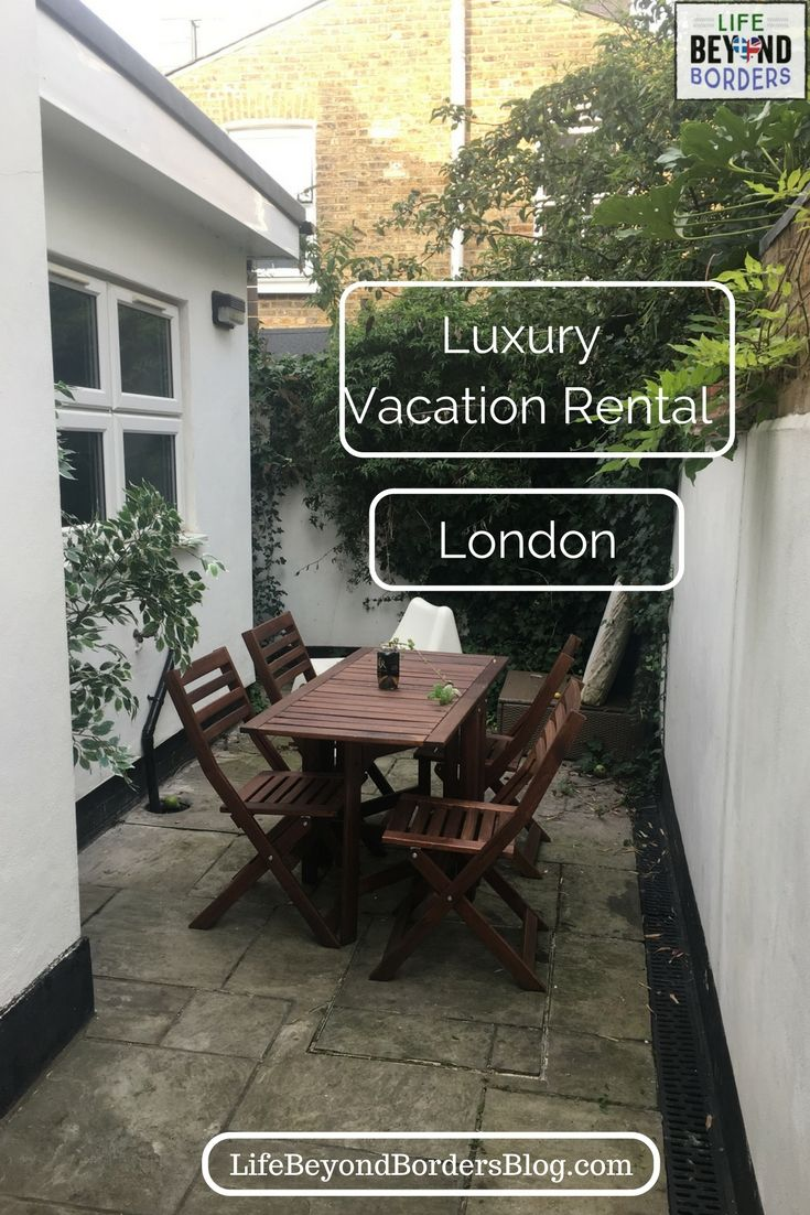 Luxury Vacation Rental in London with FG Properties.  Perfect for a family, large group or if you want to just keep to yourself. Read on: