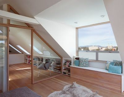 17 Best Images About Pitched Roof Space Attic On
