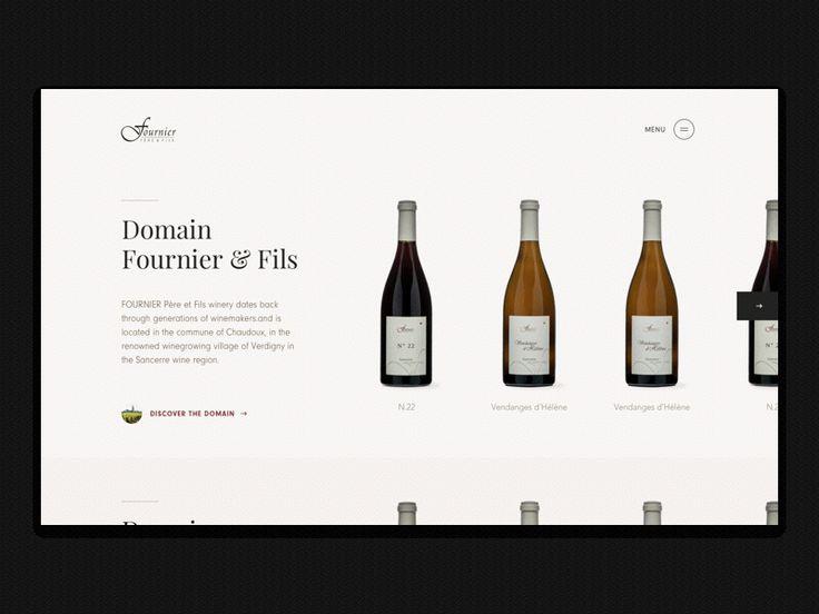 Fournier : Wines by Richard G.