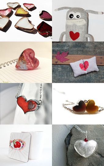 8. Lovelies - A Treasury of Love! by Jacqueline M on Etsy--Pinned with TreasuryPin.com