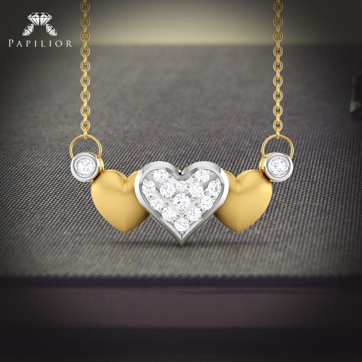 Women today have the power to rule the world but you could simply rule her heart with #diamonds  #diamondmangalsutra #goldmangalsutra #tanmaniyamangalsutra #lightweightmangalsutra #workwearstyle