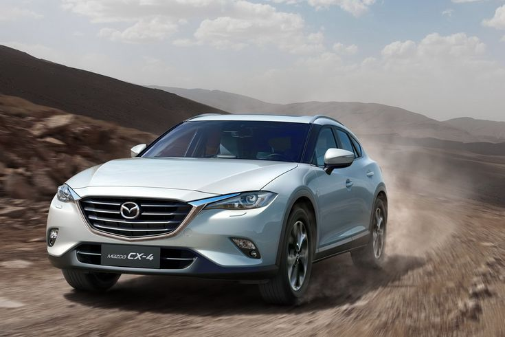 Новый кроссовер Mazda CX-4 получил престижный титул «Дизайн года» в китайском конкурсе «Автомобиль 2017 года».