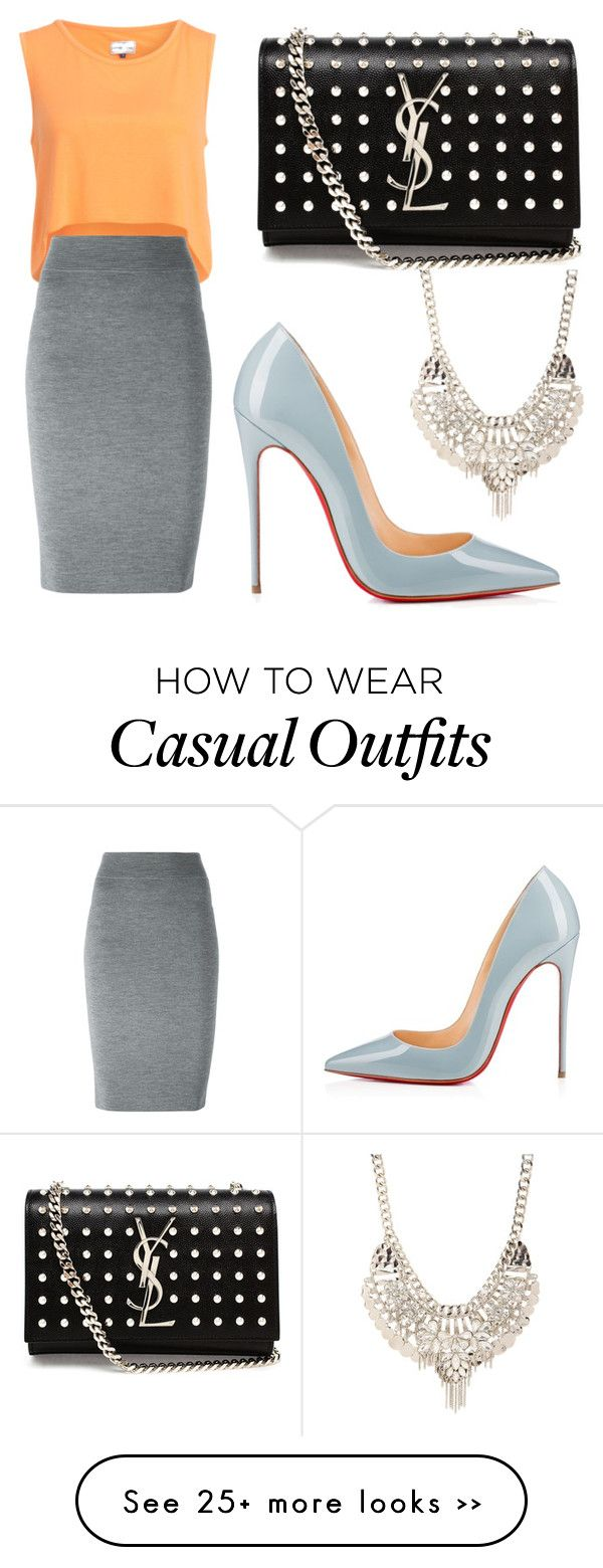 """Casual"" by mzelalice on Polyvore"