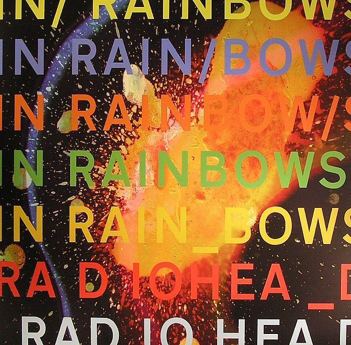 RADIOHEAD - In Rainbows (XL)