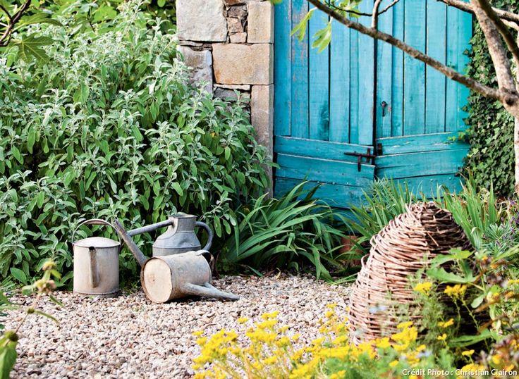 Profiter de son jardin sans y consacrer trop de temps ou d'énergie ...