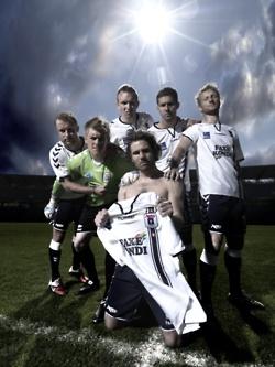 AGF - Aarhus's  soccer team