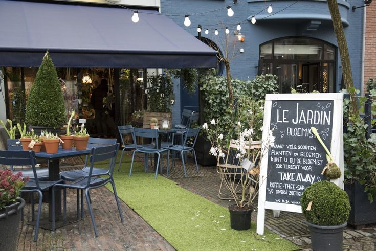 Le Jardin bloemist Utrecht