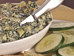 Savory Parmesan Spinach !!!! I like this one better!