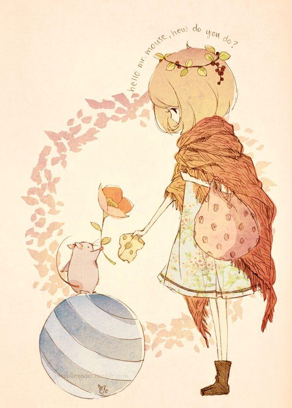 Anime Illustrations by Cartoongirl7   – Anime – Manga Drawings