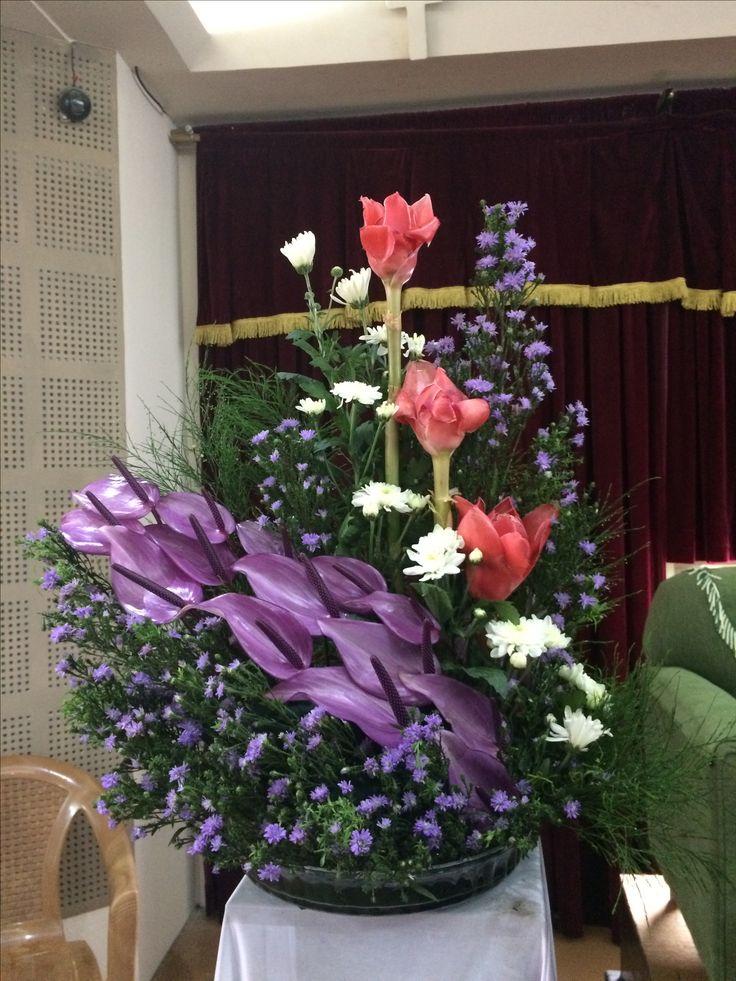 OMG, I LOVE this arrangement!