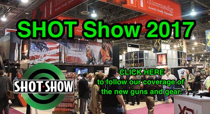 Complete coverage of the new guns, rumors and more from the 2017 SHOT Show in Las Vegas.