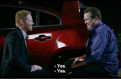 """""""Yes"""" - The Battle of Proposals: Modern Family Season 5 First Ep """"Suddenly, Last Summer"""" Review"""