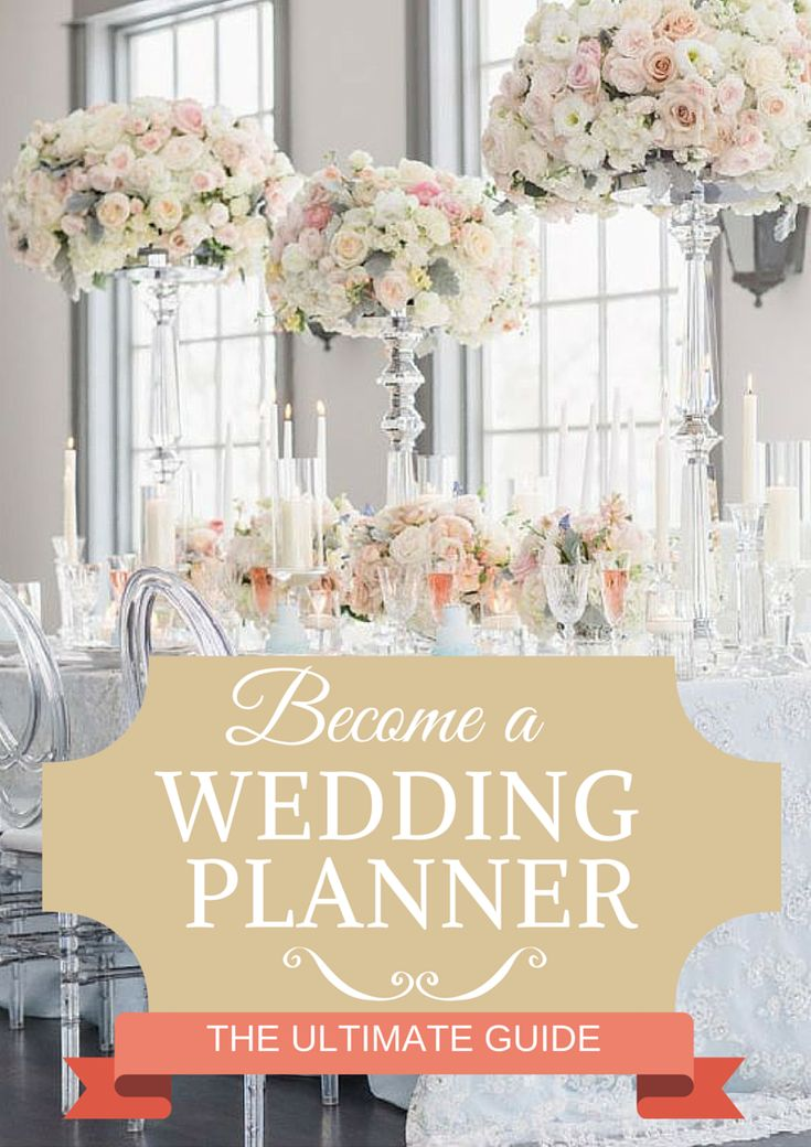 19 best How to Become A Wedding Coordinator images on Pinterest