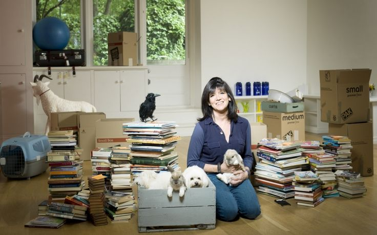 One thing Emma Freud hopes she won't be asked to do when she is living in New   York is play the organ