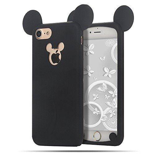 iPhone 6S Plus Coque 3D Housses Etuis Silicone Moevn Mickey ...