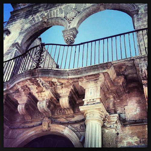 Centro storico Ruffano, #invasionidigitali,#Salento, #Puglia