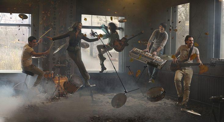 Amazing levitation photos Ravenii Azula 20