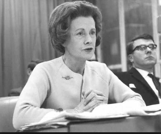 The late Barbara Castle created VIP Paedophile dossier that was taken by 'heavies' from security services.
