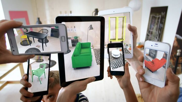 Ikea app allows customers to virtually test products! http://www.theverge.com/2013/8/9/4604816/ikea-catalog-augmented-reality-2014