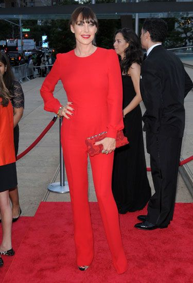 OMG I love a woman in a jumpsuit.: Celebrity Style, Red Carpet, New York City