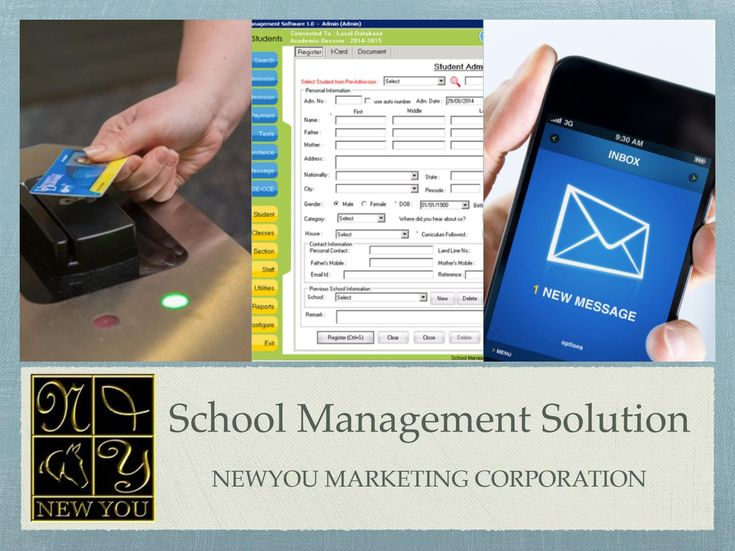 Nycorp school management solution