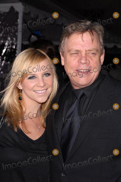 Mark and Chelsea Hamill