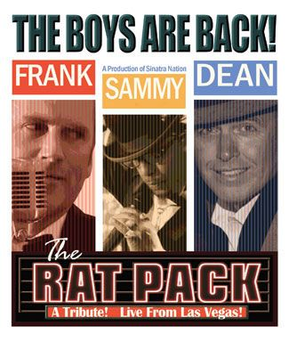 rat pack gala - Google Search